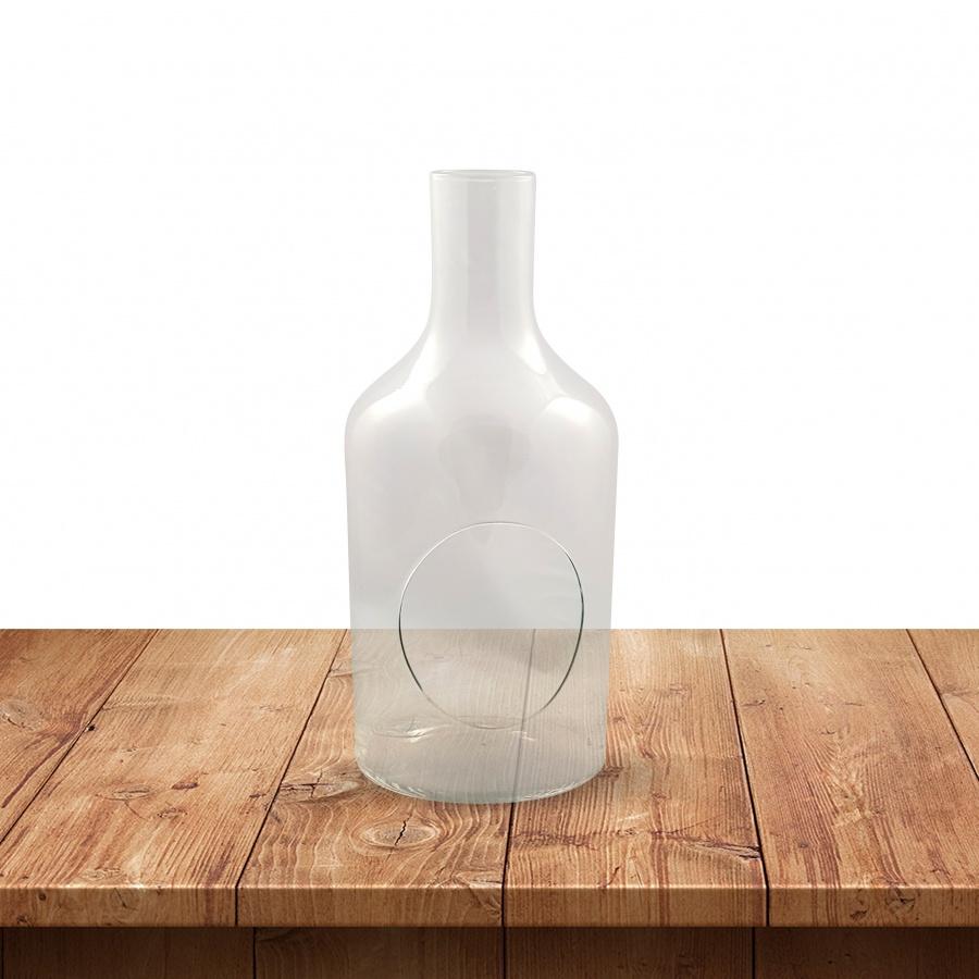 Butelka z otworem